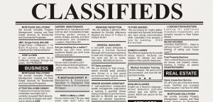 3 Elements to a Deal-Sealing Classified ad